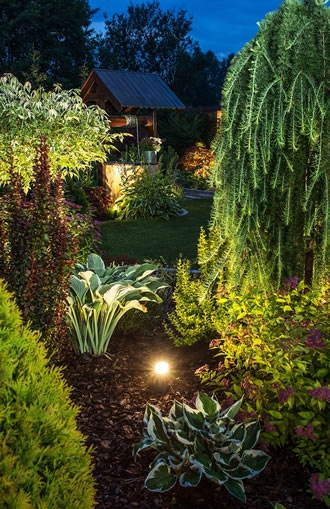 Low-Voltage Lighting | Residential Commercial Landscape Construction